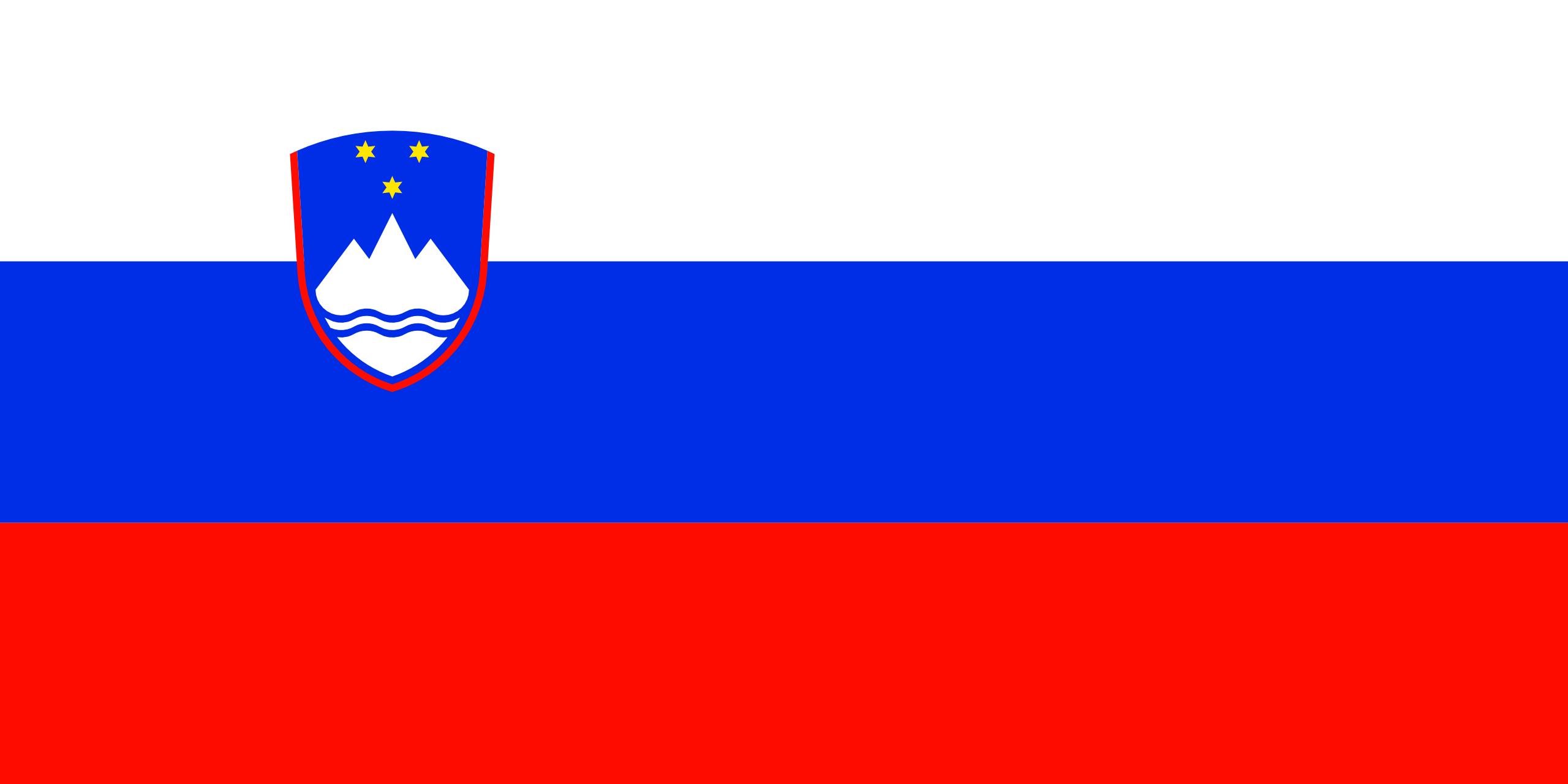 eslovenia, país, emblema, insignia, символ - Обои HD - Профессор falken.com