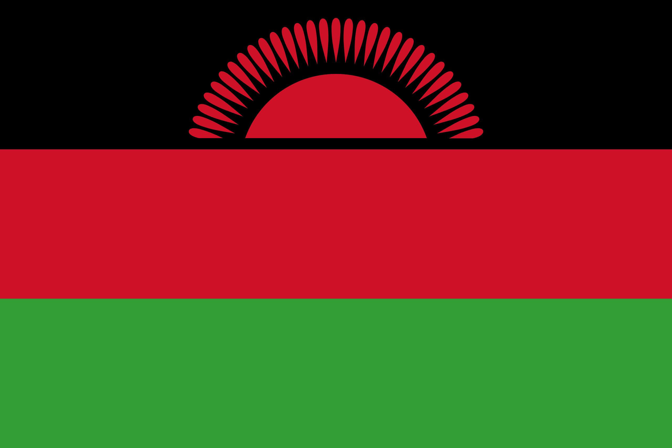 malawi, país, emblema, insignia, σύμβολο - Wallpapers HD - Professor-falken.com