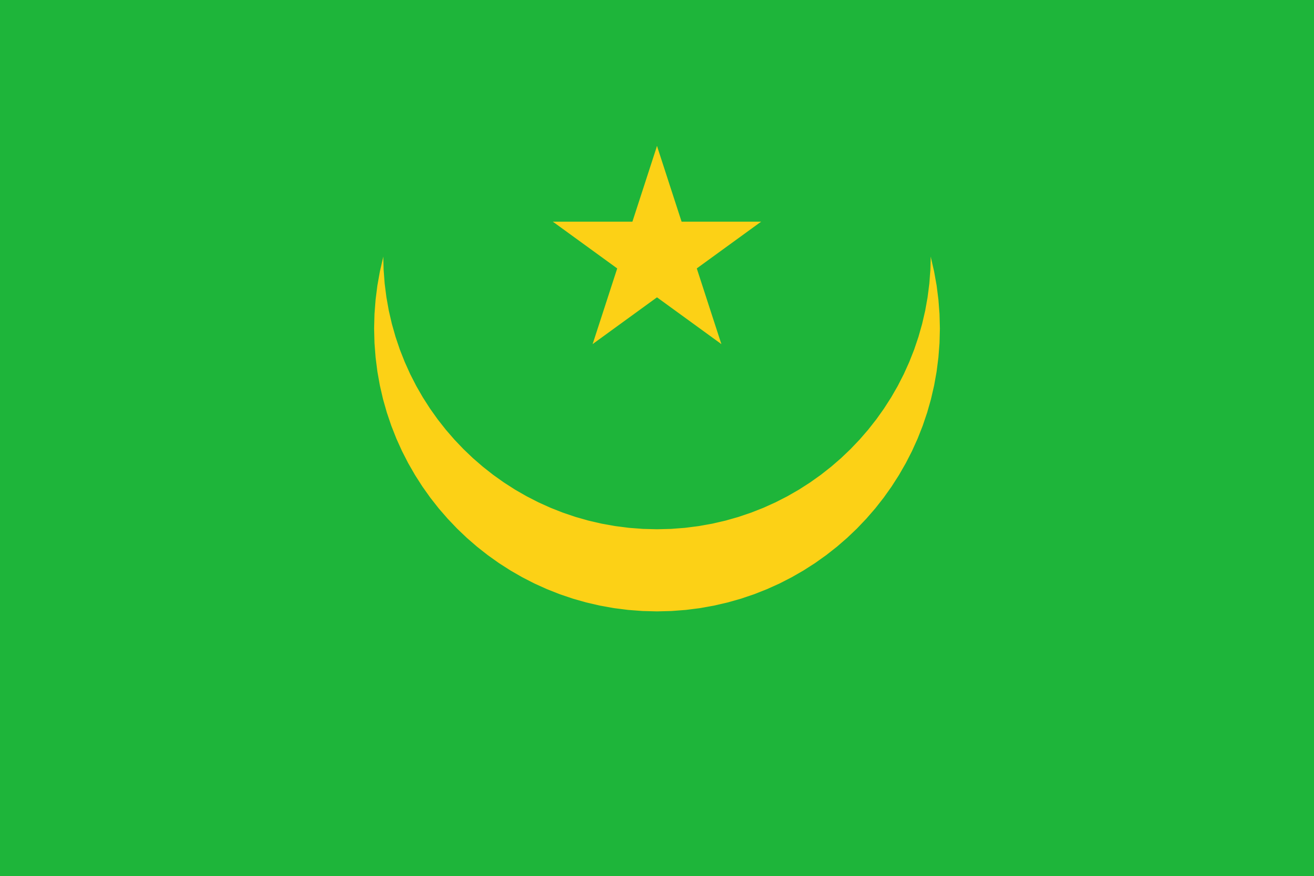 mauritania, país, emblema, insignia, σύμβολο - Wallpapers HD - Professor-falken.com