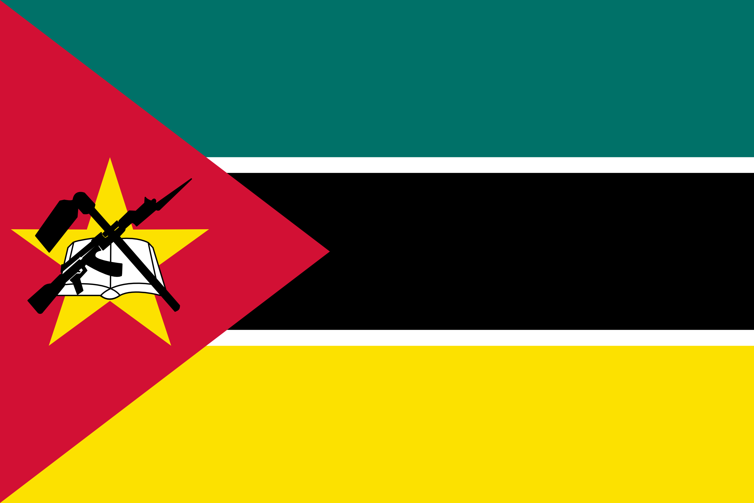 mozambique, país, emblema, insignia, σύμβολο - Wallpapers HD - Professor-falken.com