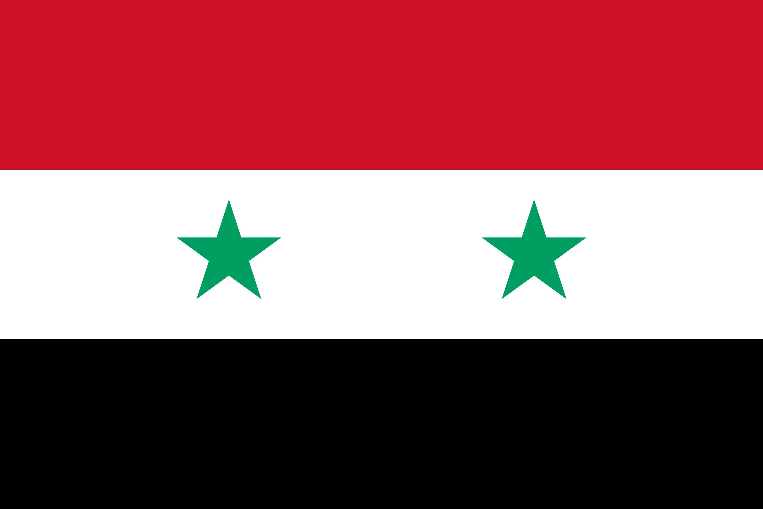 siria, paese, emblema, logo, simbolo - Sfondi HD - Professor-falken.com