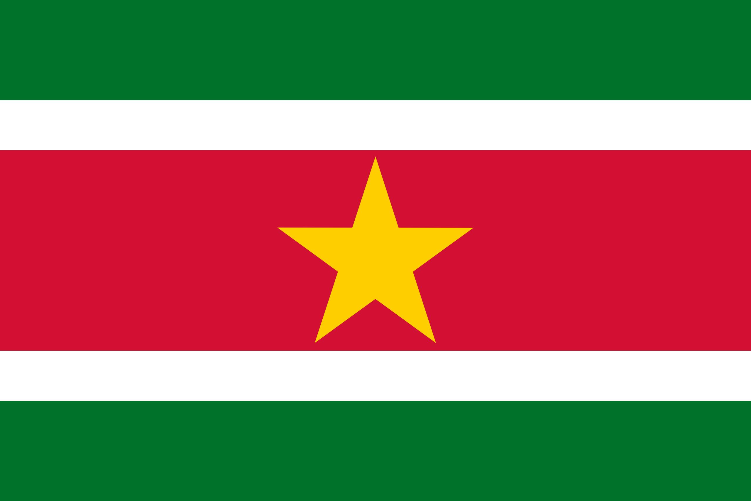 Suriname, país, Brasão de armas, logotipo, símbolo - Papéis de parede HD - Professor-falken.com