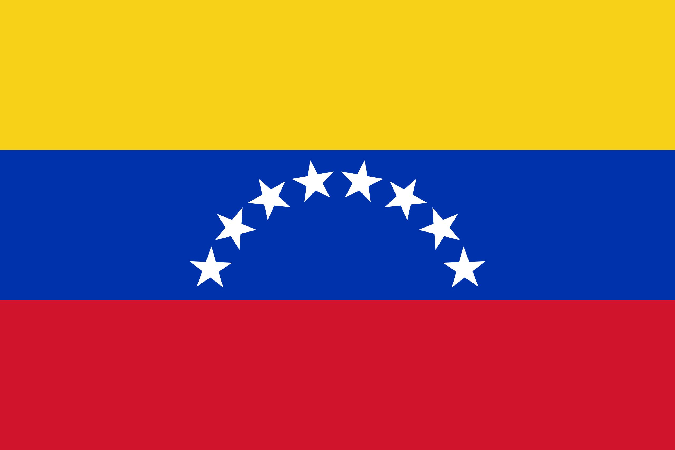委内瑞拉, 国家, 会徽, 徽标, 符号 - 高清壁纸 - 教授-falken.com