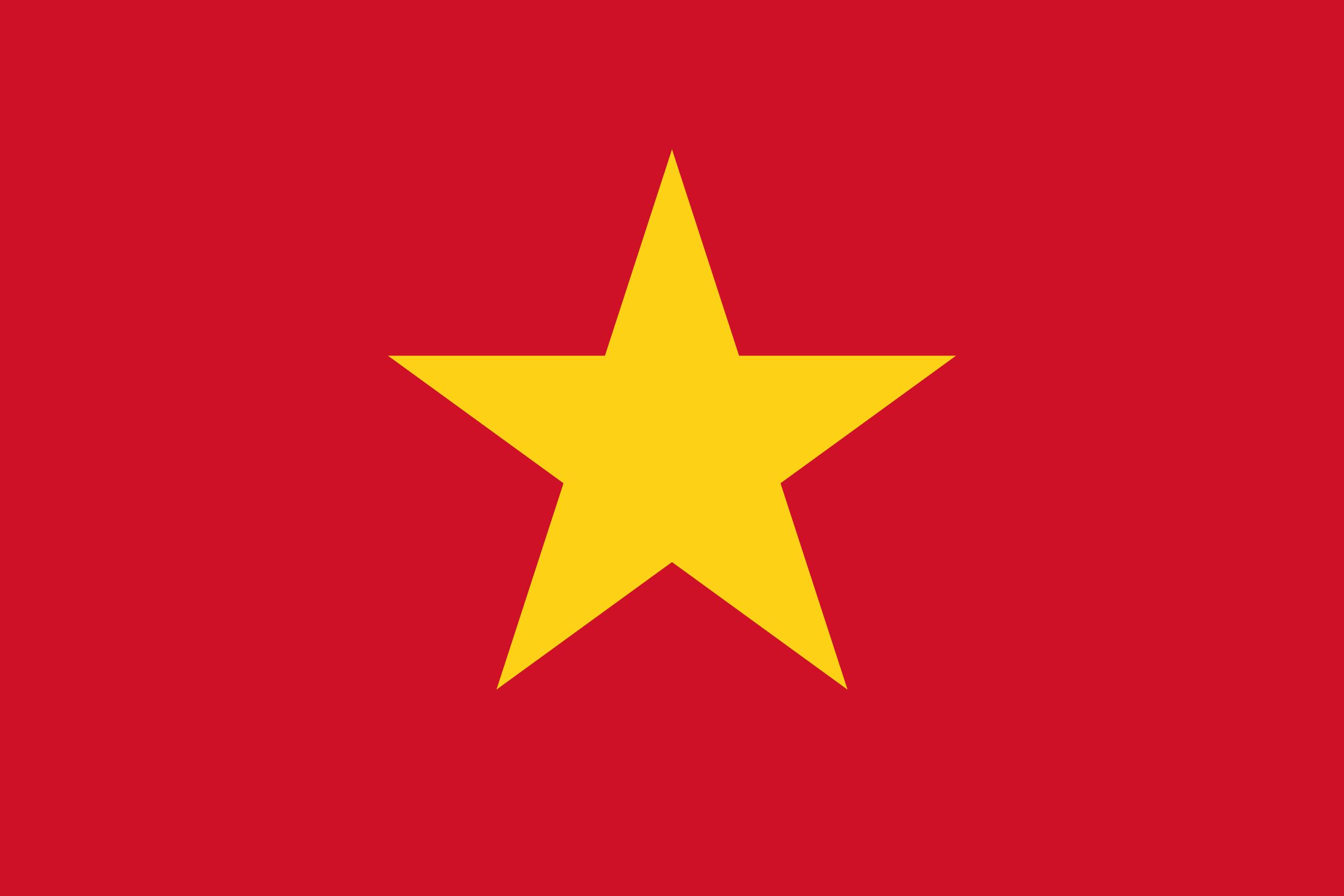 vietnam, país, emblema, insignia, símbolo - Fondos de Pantalla HD - professor-falken.com