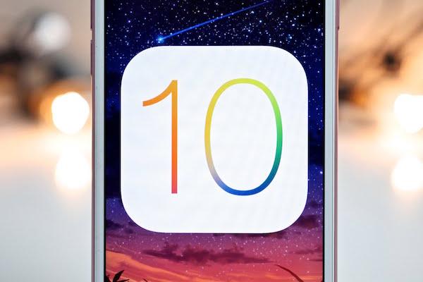 Hier ist die Liste der Geräte kompatibel mit iOS 10