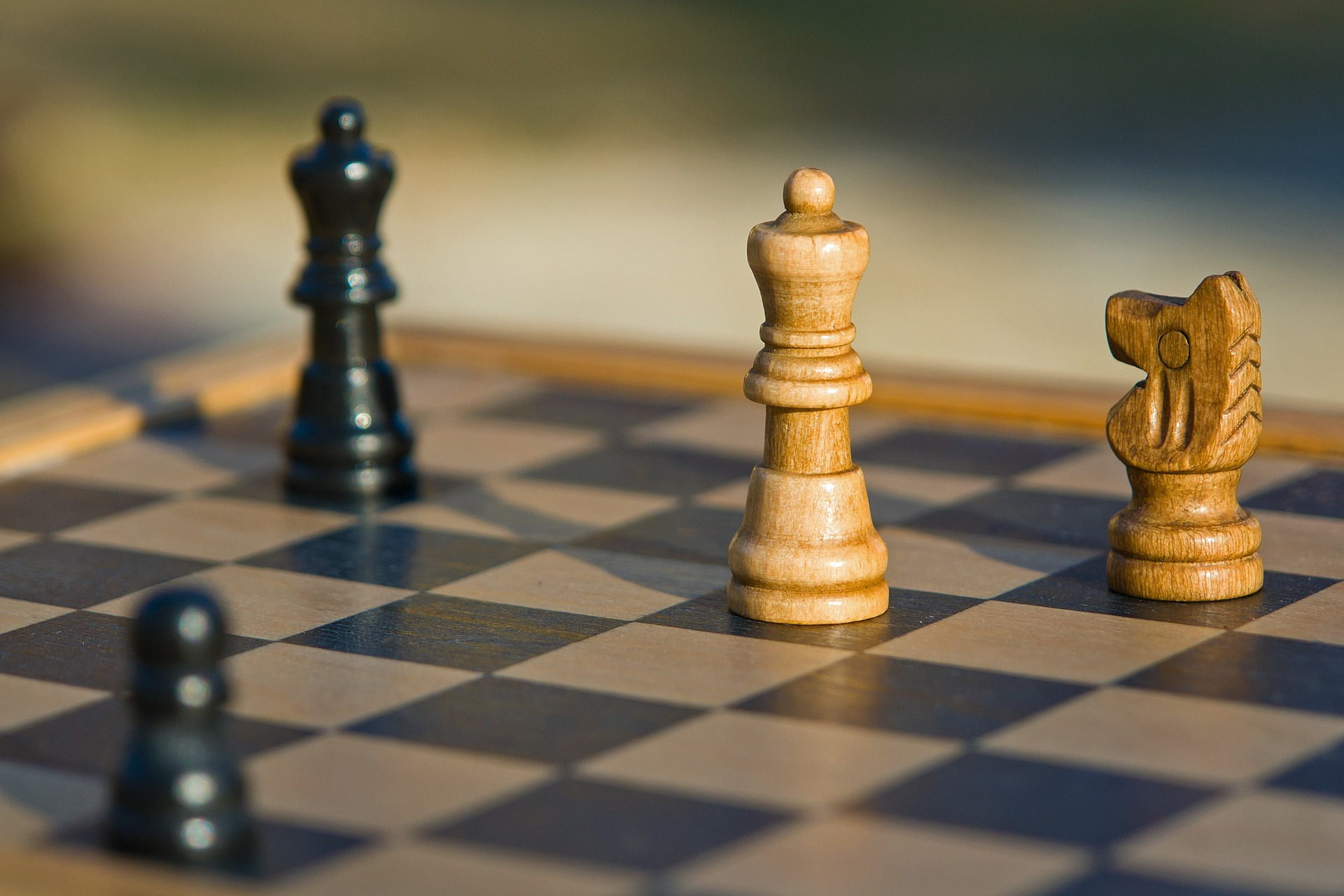 Jeu d'échecs, Conseil d'administration, onglets, stratégie, Jeux de société - Fonds d'écran HD - Professor-falken.com