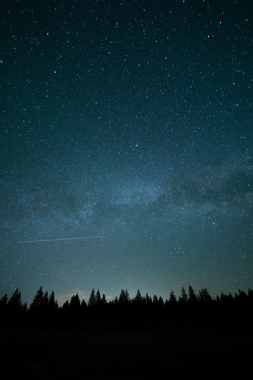 Himmel, Sterne, Nacht, Raum, Sternenhimmel - Wallpaper HD - Prof.-falken.com