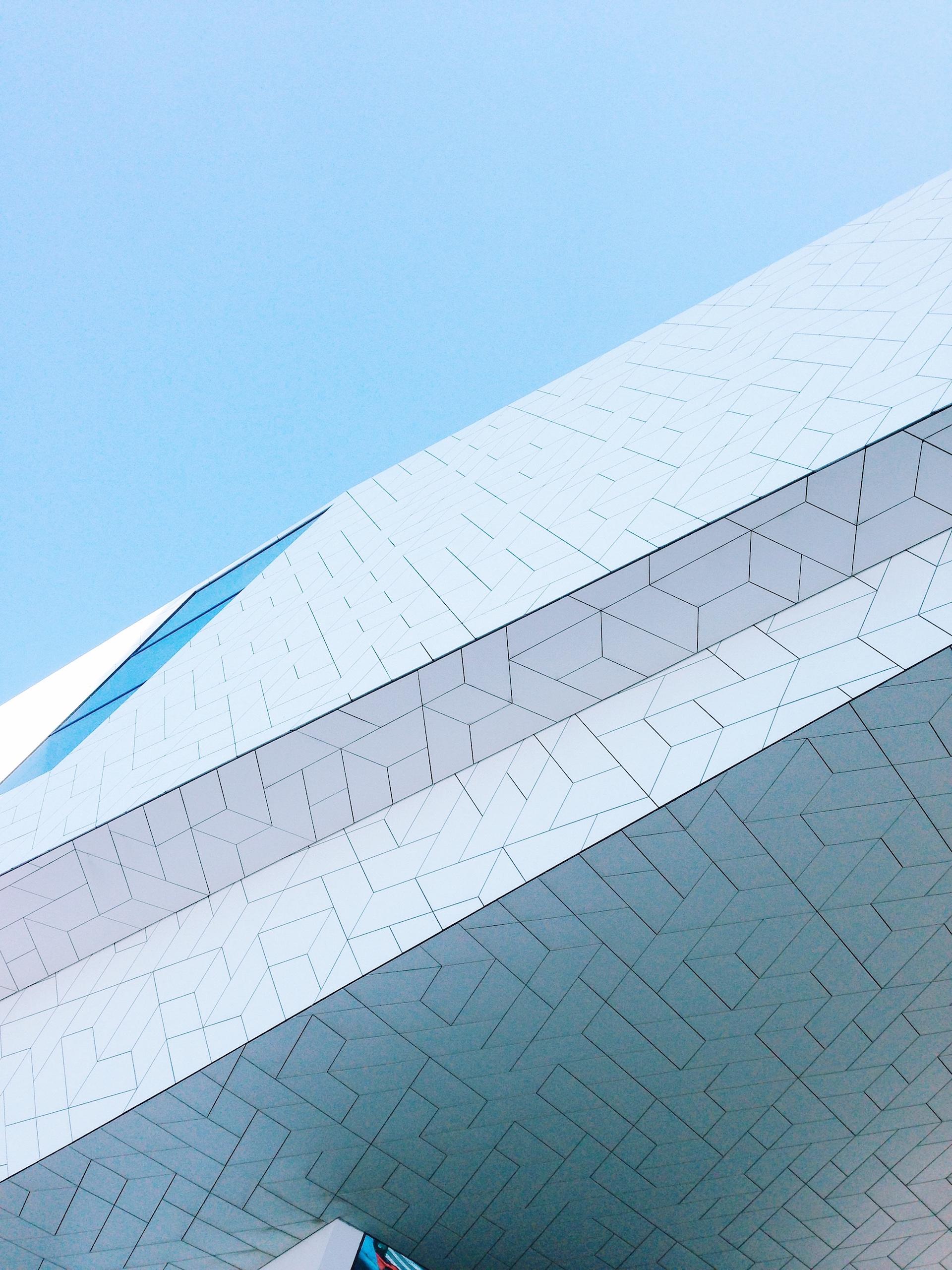 bâtiment, façade, architecture, conception, modernité - Fonds d'écran HD - Professor-falken.com