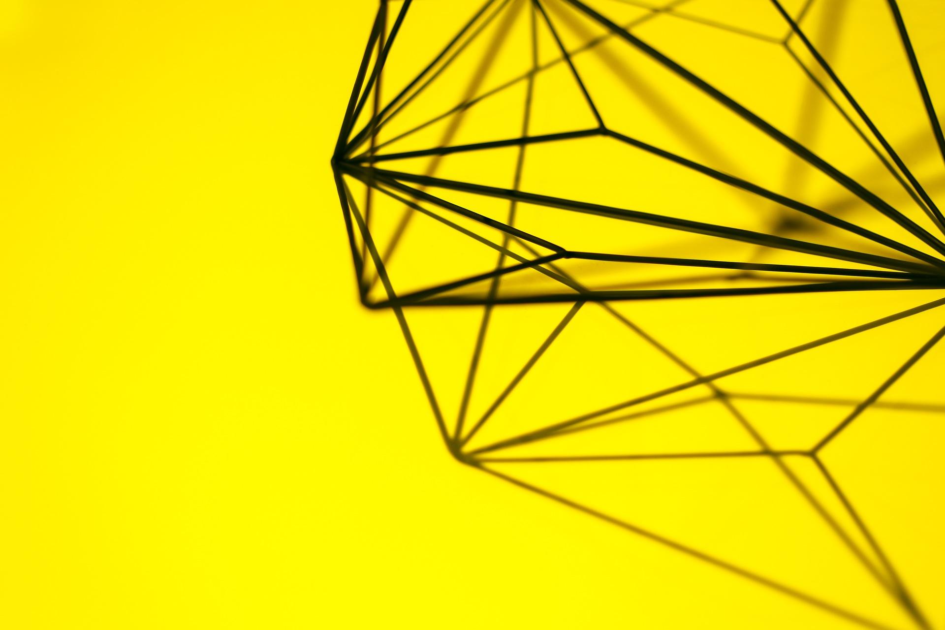 几何, 设计, 创造力, 艺术, 黄色 - 高清壁纸 - 教授-falken.com