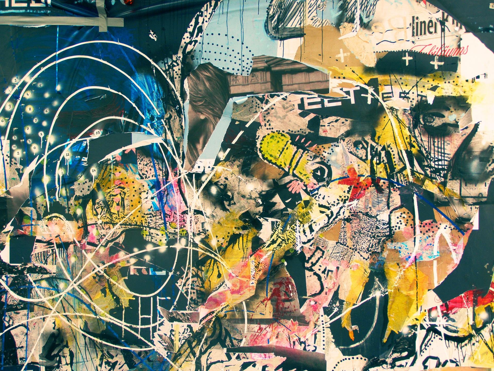 Graffiti, art, source d'inspiration, Rue, urbain - Fonds d'écran HD - Professor-falken.com