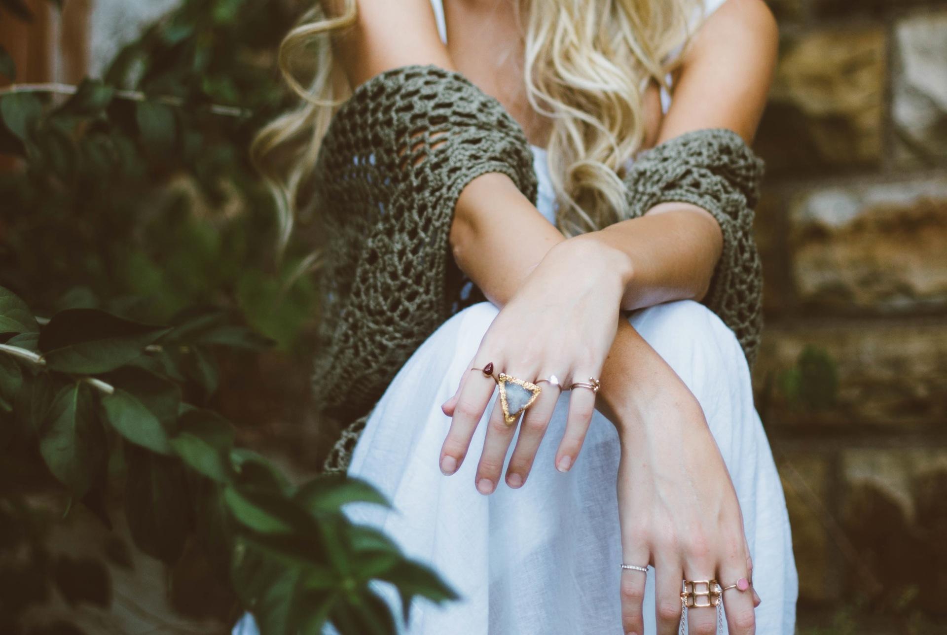 手, 女人, 戒指, 珠宝首饰, 女孩, 魅力 - 高清壁纸 - 教授-falken.com