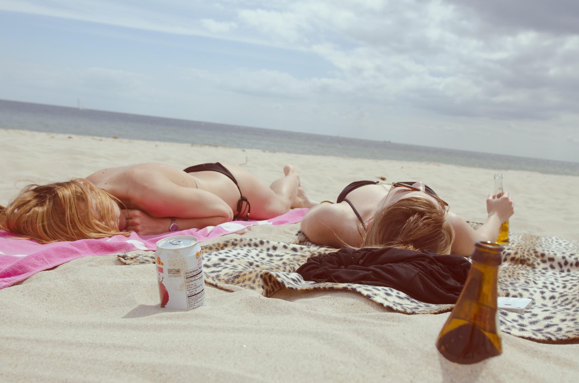 समुद्र तट, सूर्य, रेत, आकाश, आराम, सागर - HD वॉलपेपर - प्रोफेसर-falken.com