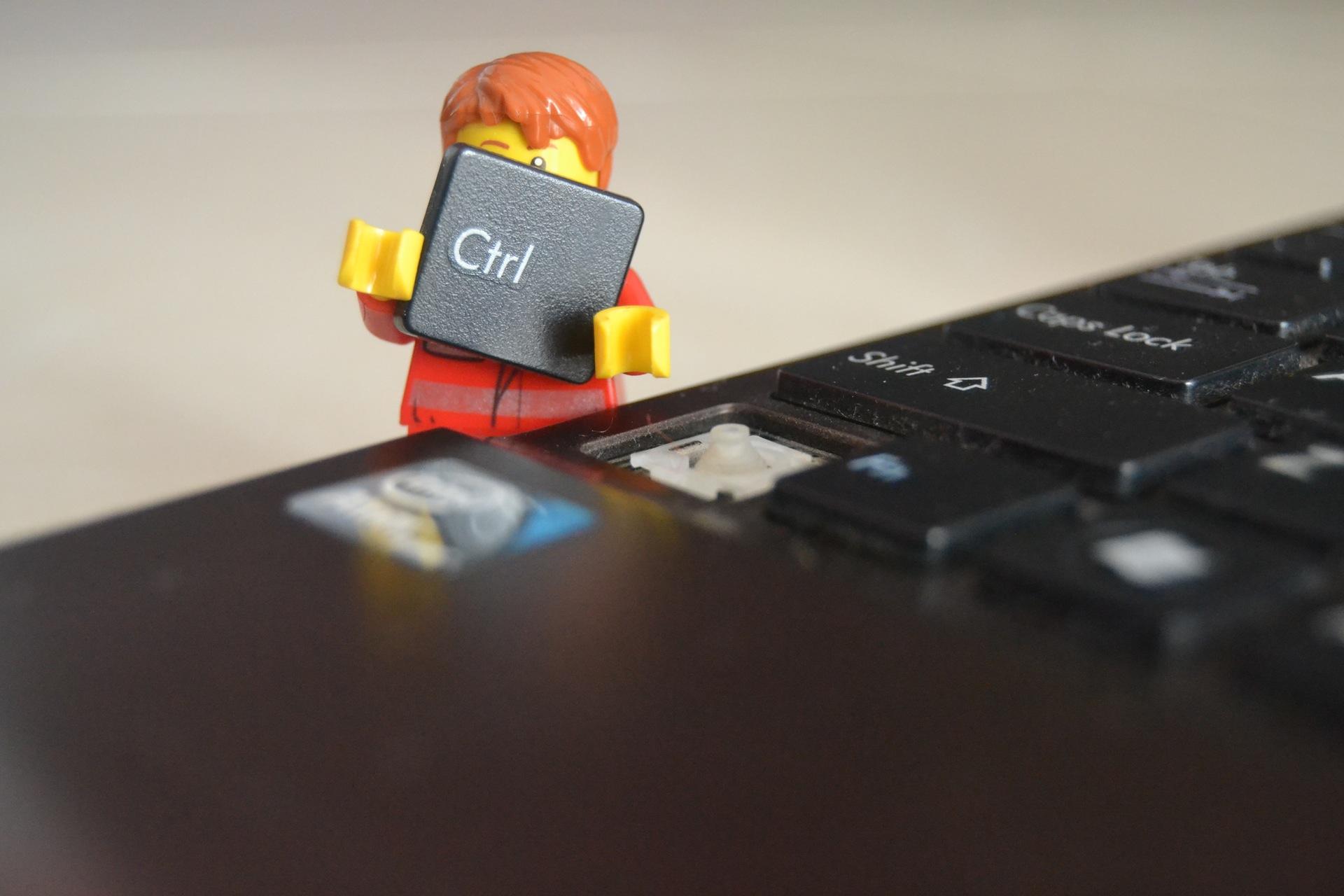 Портативный, Игрушка, клавиатура, ремонт, Миниатюра, LEGO - Обои HD - Профессор falken.com