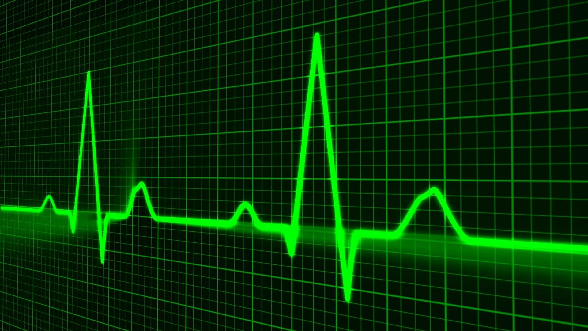 Impulsion, rythme, cardiogramme, Oscilloscope, coeur - Fonds d'écran HD - Professor-falken.com