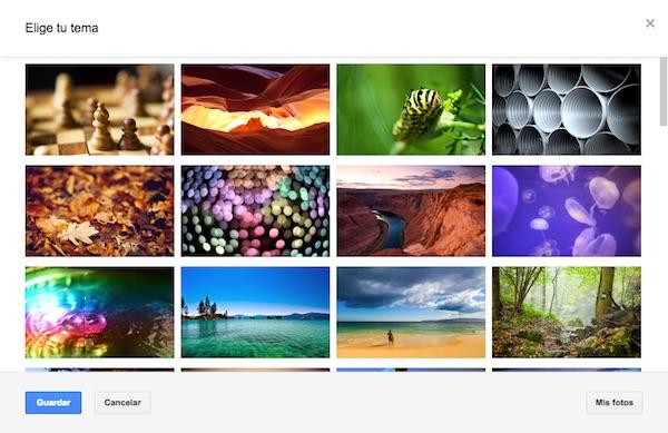 Como modificar a aparência, ou o assunto, Gmail - Imagem 2 - Professor-falken.com