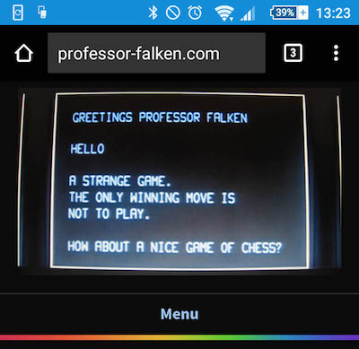 Come fare che le schede di Chrome, e lo stesso browser, adattarsi al colore del tuo sito Web - Immagine 2 - Professor-falken.com