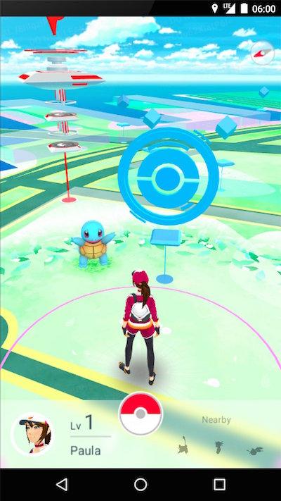 Pokemon Go, Κατεβάστε ένα απλό παιχνίδι του pickup που έχει ήδη εκατομμύρια παίκτες - Εικόνα 1 - Professor-falken.com