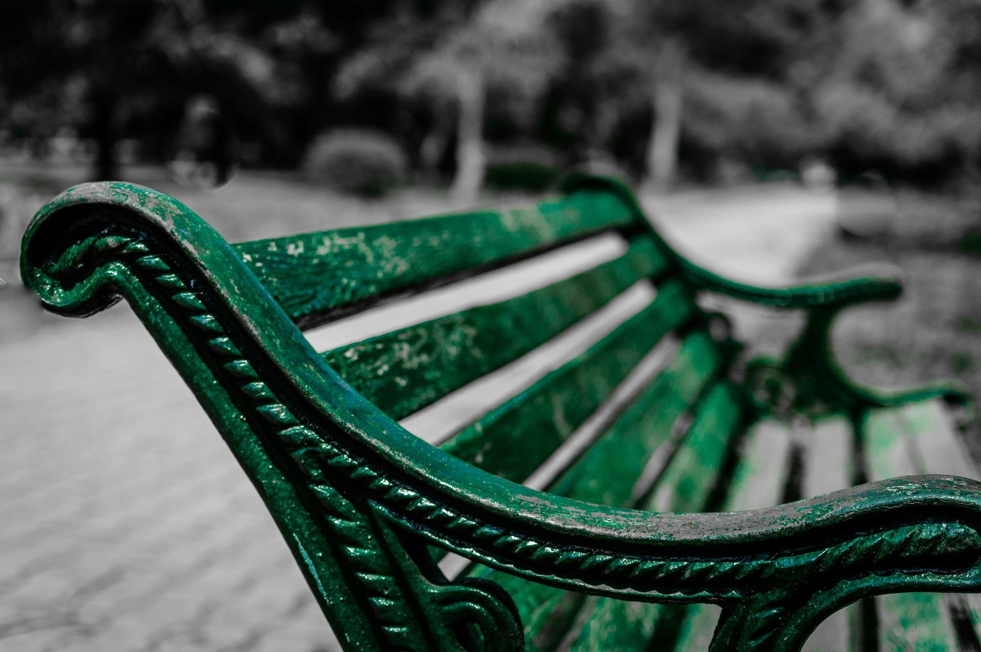 Банк, Парк, сиденья, Отдых, спокойствие, расслабиться - Обои HD - Профессор falken.com