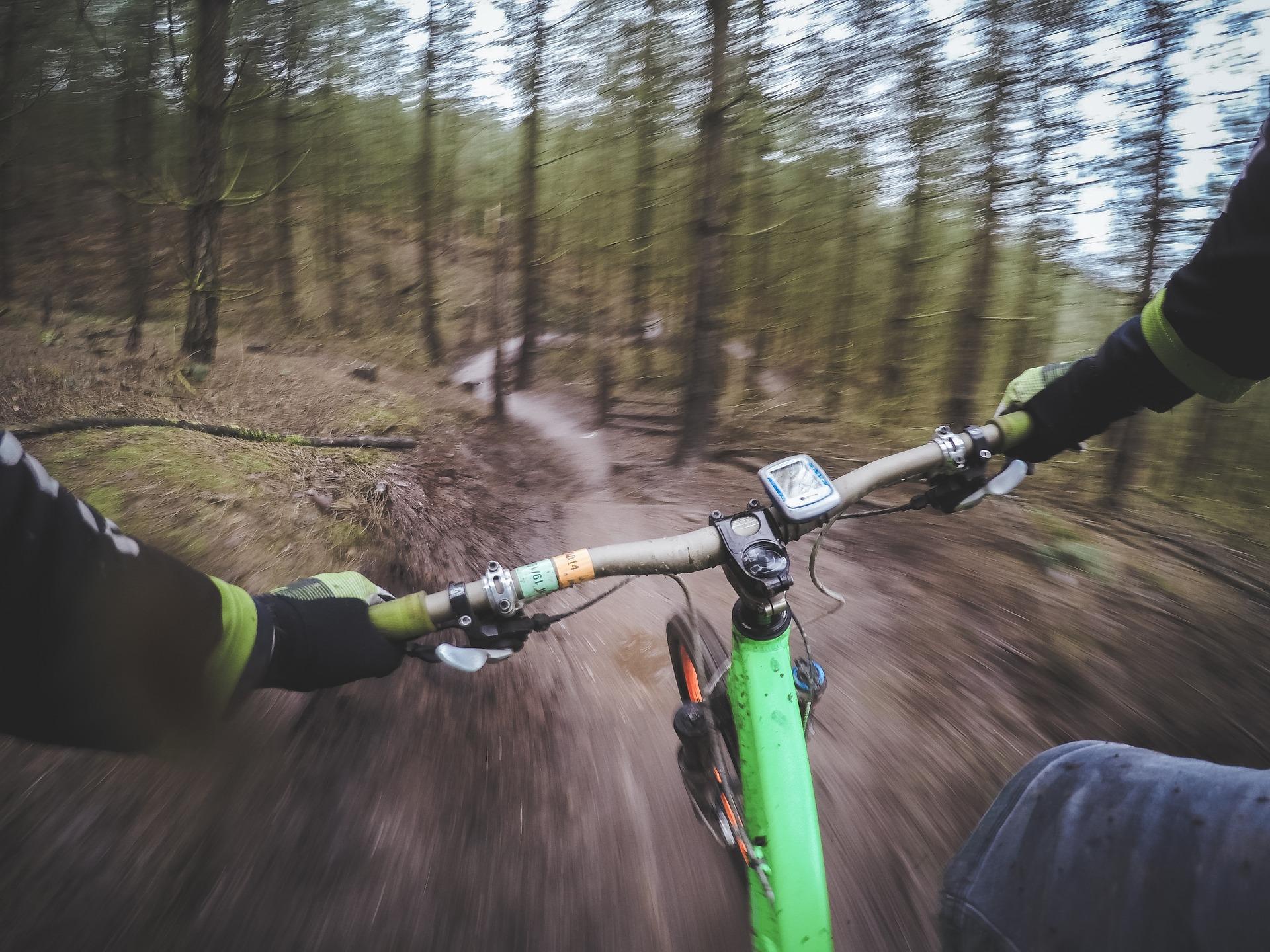 骑自行车, 自行车, 山, 风险, 结束 - 高清壁纸 - 教授-falken.com