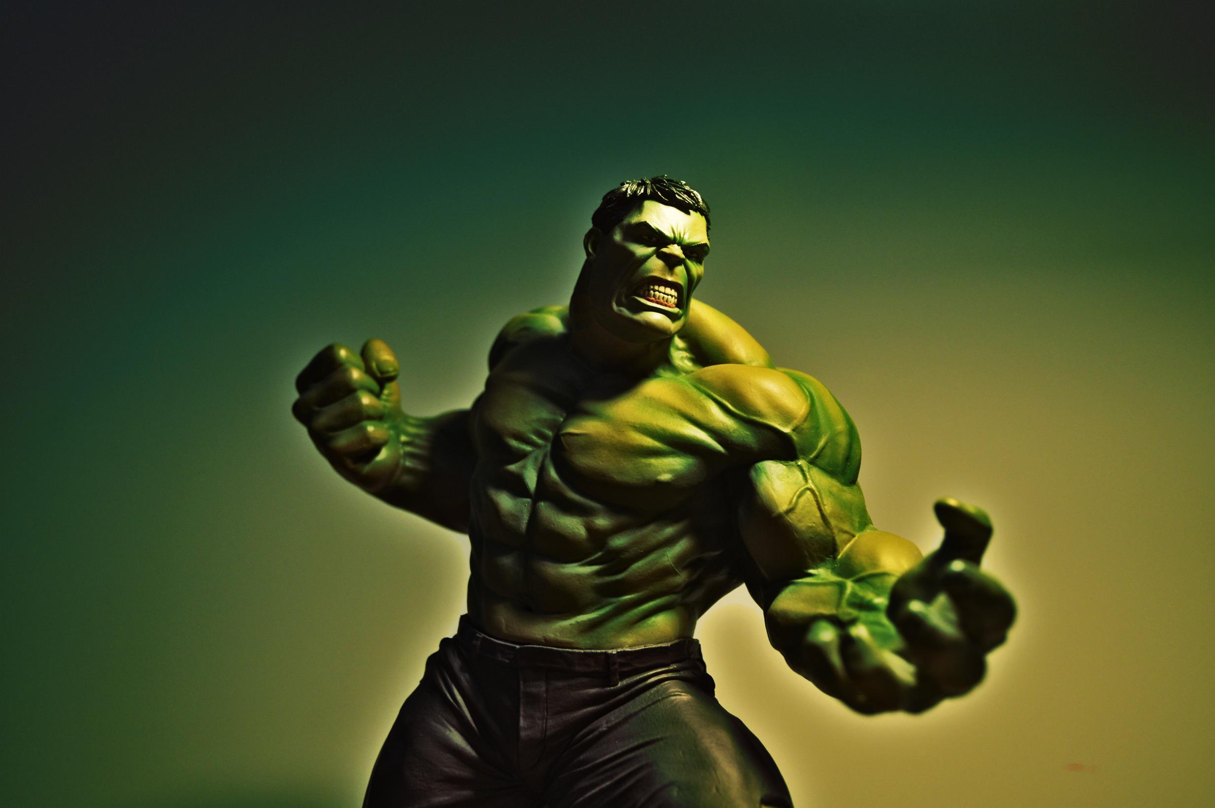 Hulk, Marvel, Superheld, Kraft, Muskeln - Wallpaper HD - Prof.-falken.com