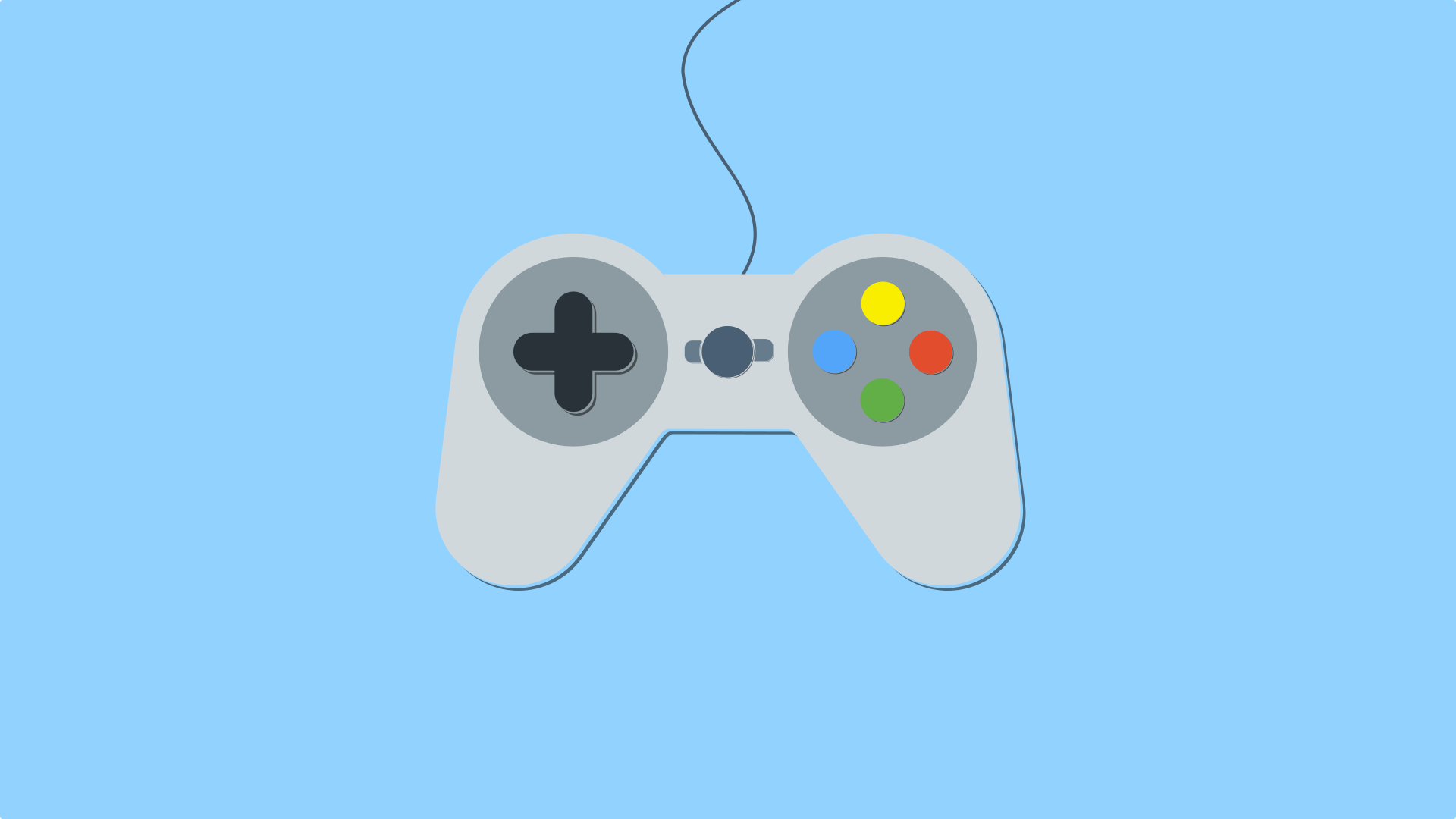 Fernbedienung, Video-Spiel, Joystick, Konsole, Retro - Wallpaper HD - Prof.-falken.com