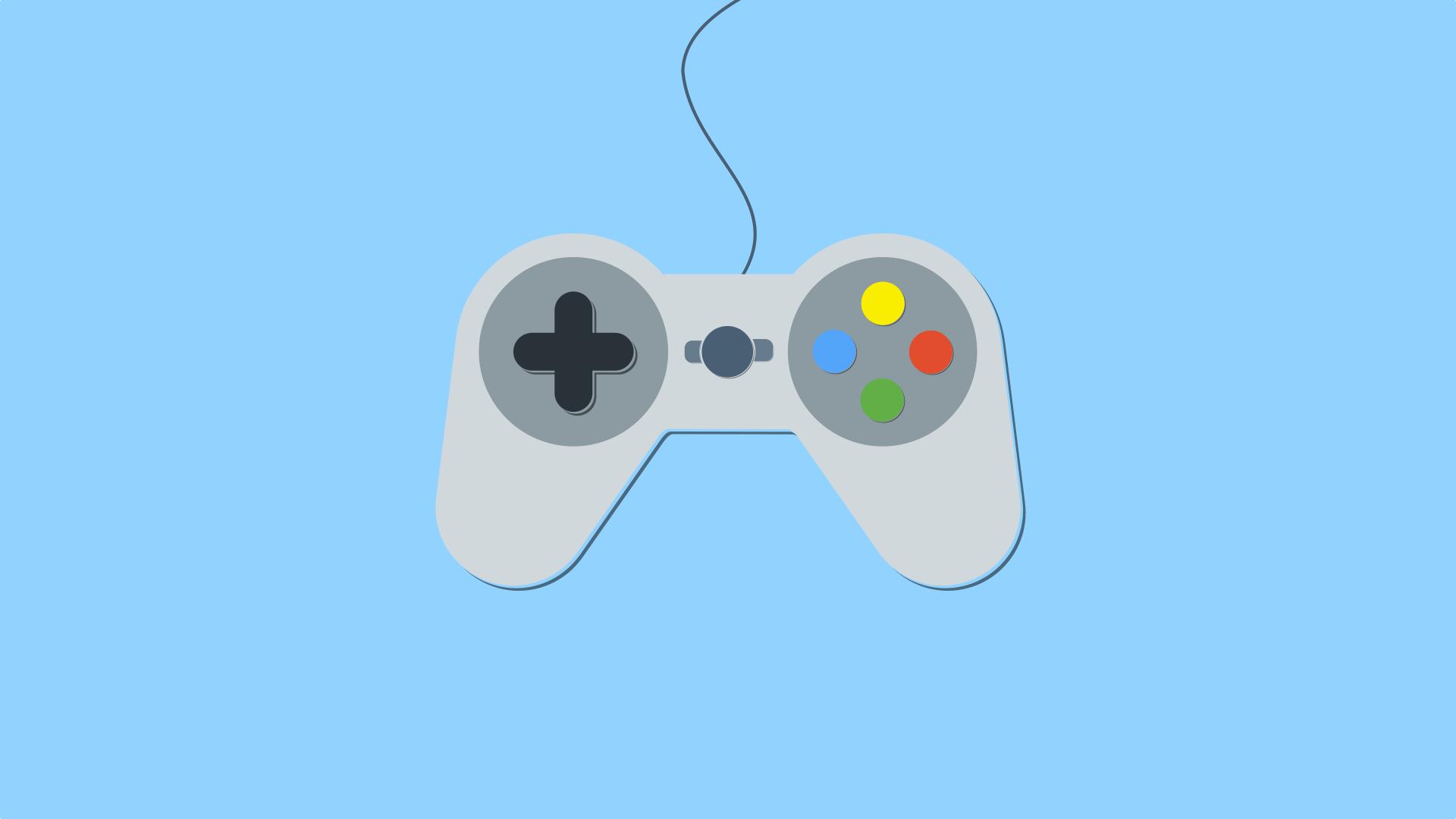 远程控制, 视频游戏, 游戏杆, 控制台, 复古 - 高清壁纸 - 教授-falken.com