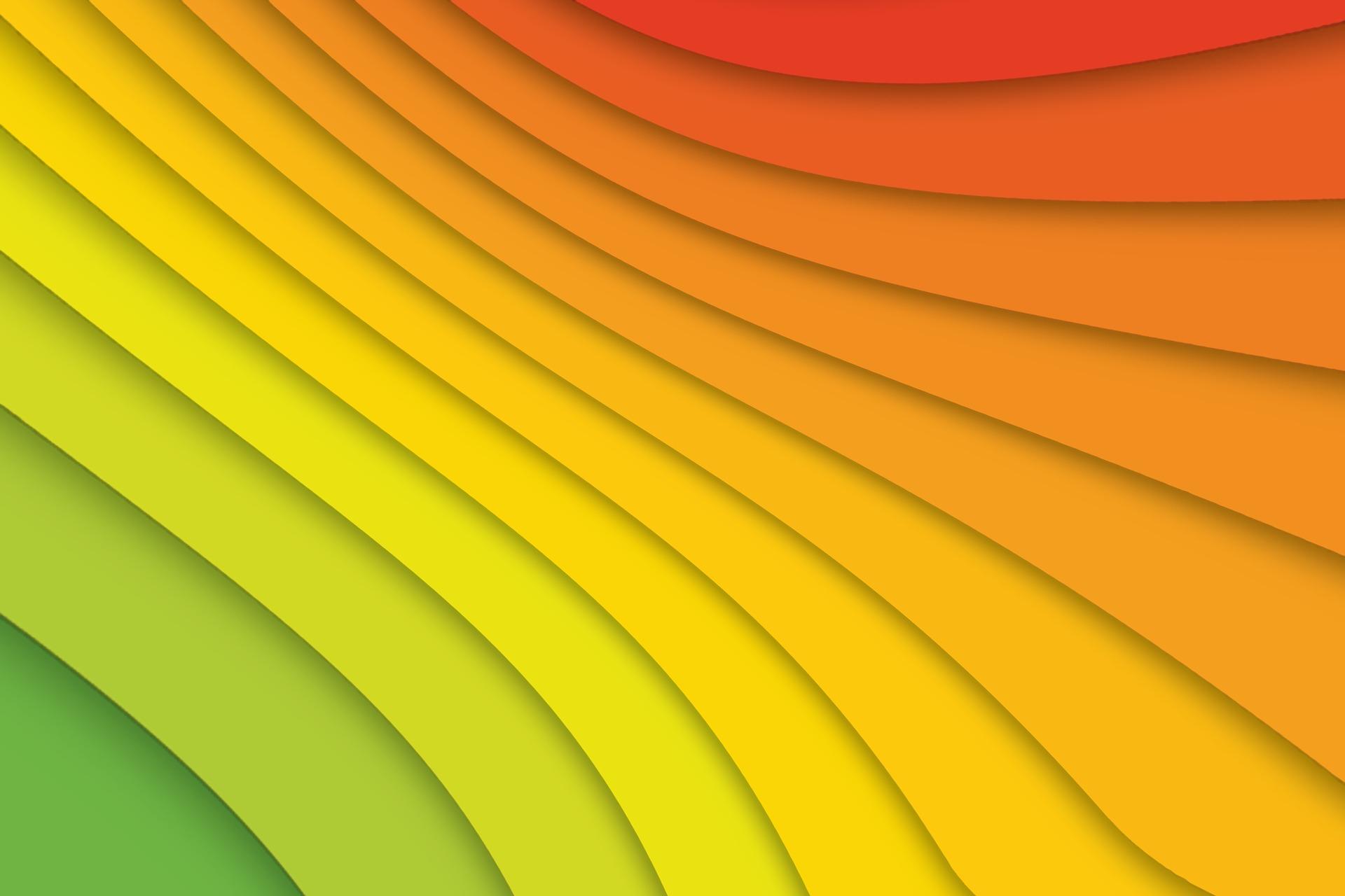 шаблон, линии, цвета, torsión, уровни - Обои HD - Профессор falken.com