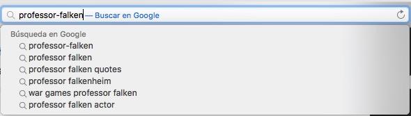 Come disattivare il Safari su OS X motore Suchvorschläge - Immagine 1 - Professor-falken.com