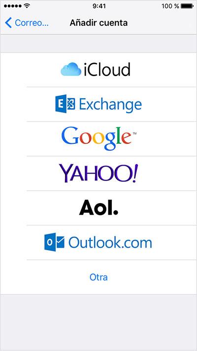 如何同步电子邮件, 联系人和日历之间 Android 和 iOS - 图像 3 - 教授-falken.com
