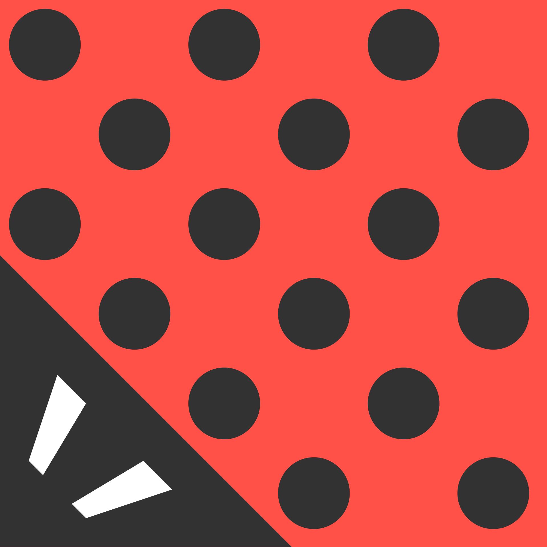 bicho, mariquita, lunares, insecto, rojo, 1608280930