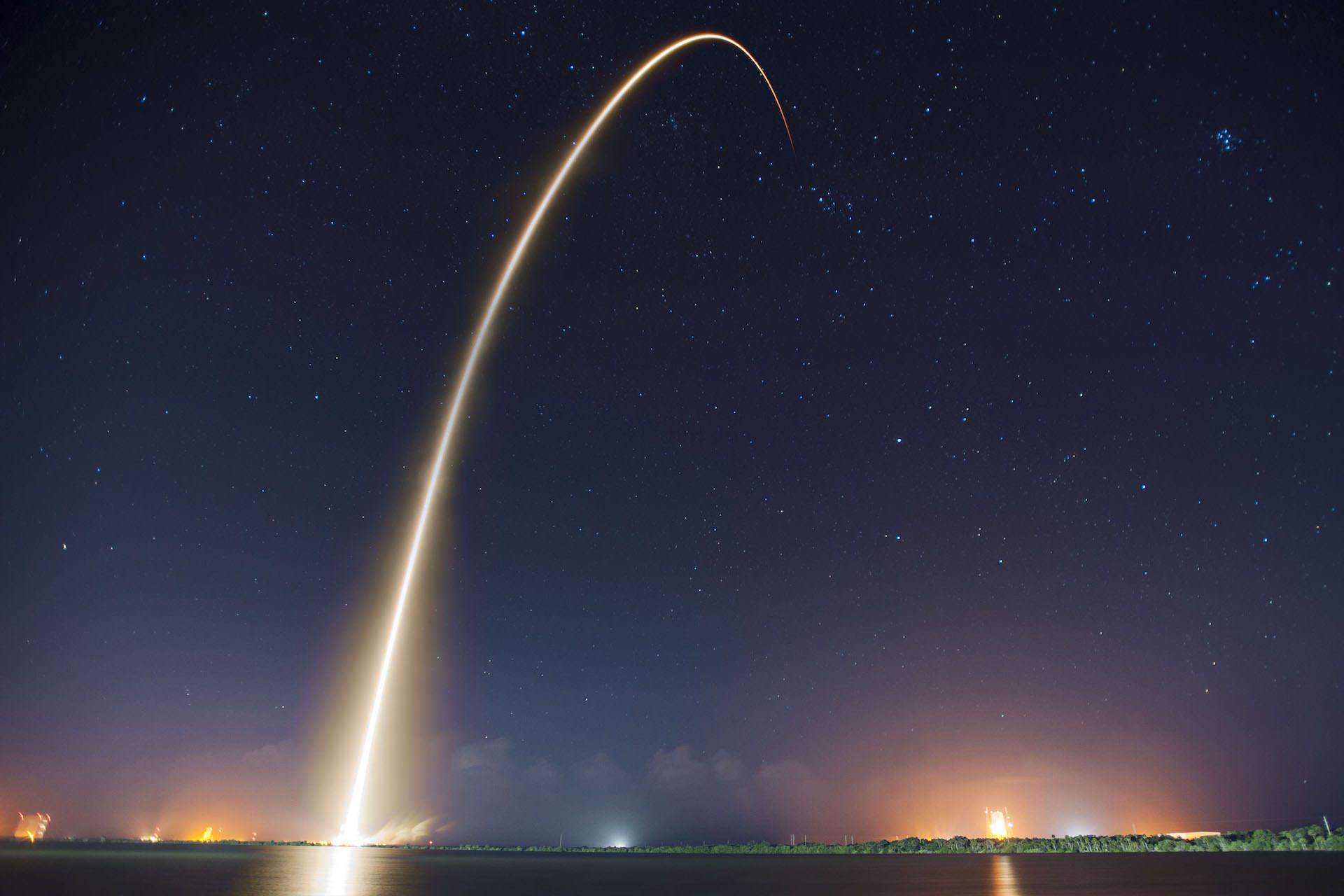 Мыс Канаверал, Космическая станция, НАСА, ракета, DT - Обои HD - Профессор falken.com