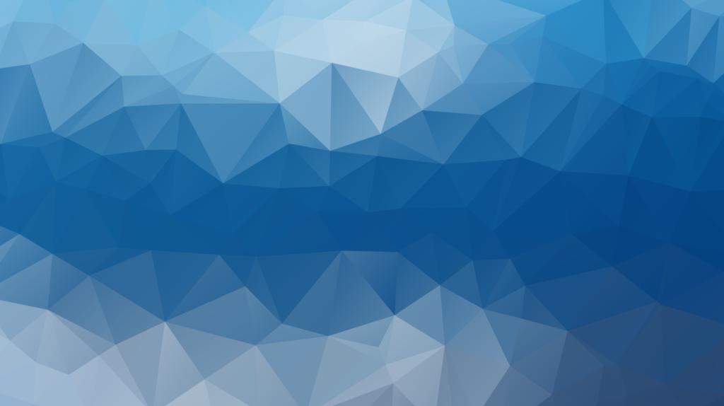 malla, triángulos, polígonos, azul, celeste, 1608272035