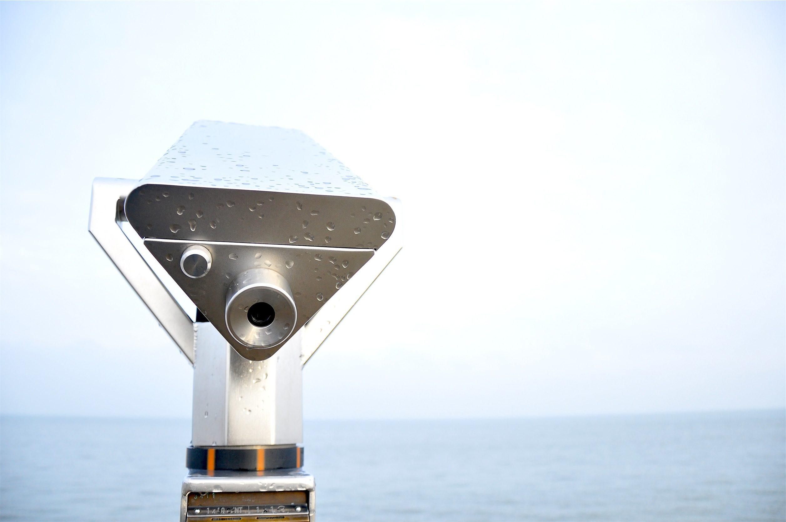 Mirador, binocolo, paesaggio, Mare, acqua - Sfondi HD - Professor-falken.com