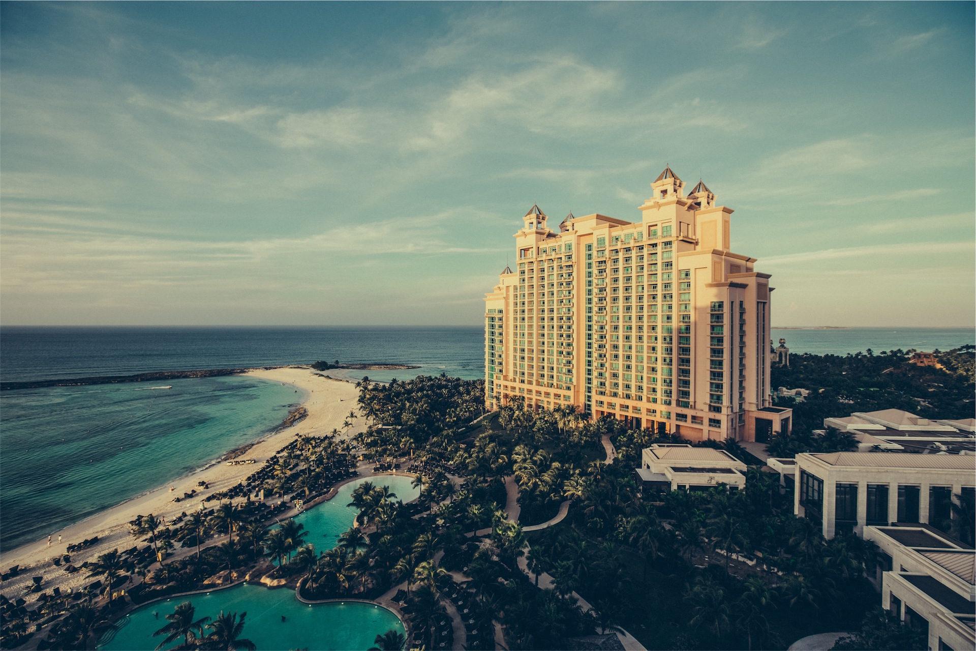 paraiso, hotel, caribe, tropical, 海 - 高清壁纸 - 教授-falken.com