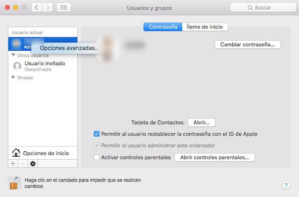 Comment changer le nom d'un compte utilisateur sur votre Mac - Image 4 - Professor-falken.com