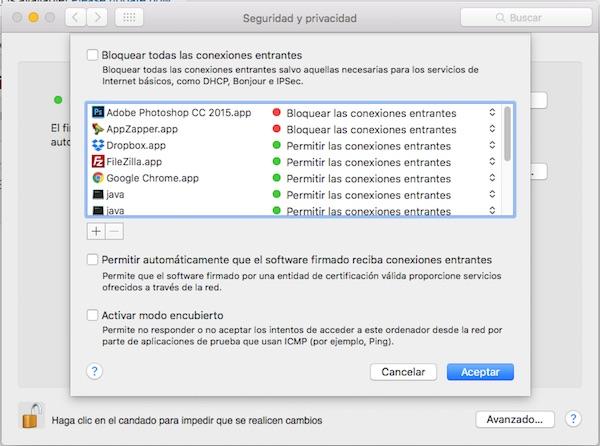 Comment configurer le pare-feu ou le pare-feu et protéger votre Mac - Image 4 - Professor-falken.com