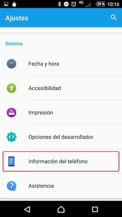 如何知道地址或正在使用您的设备 Android 的地址 IP - 图像 1 - 教授-falken.com