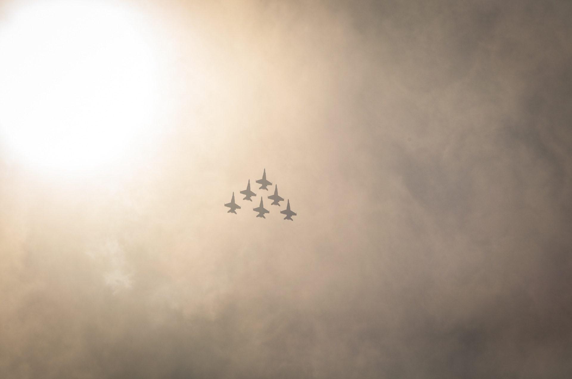 aviões, lutadores, Exército, ar, voar - Papéis de parede HD - Professor-falken.com
