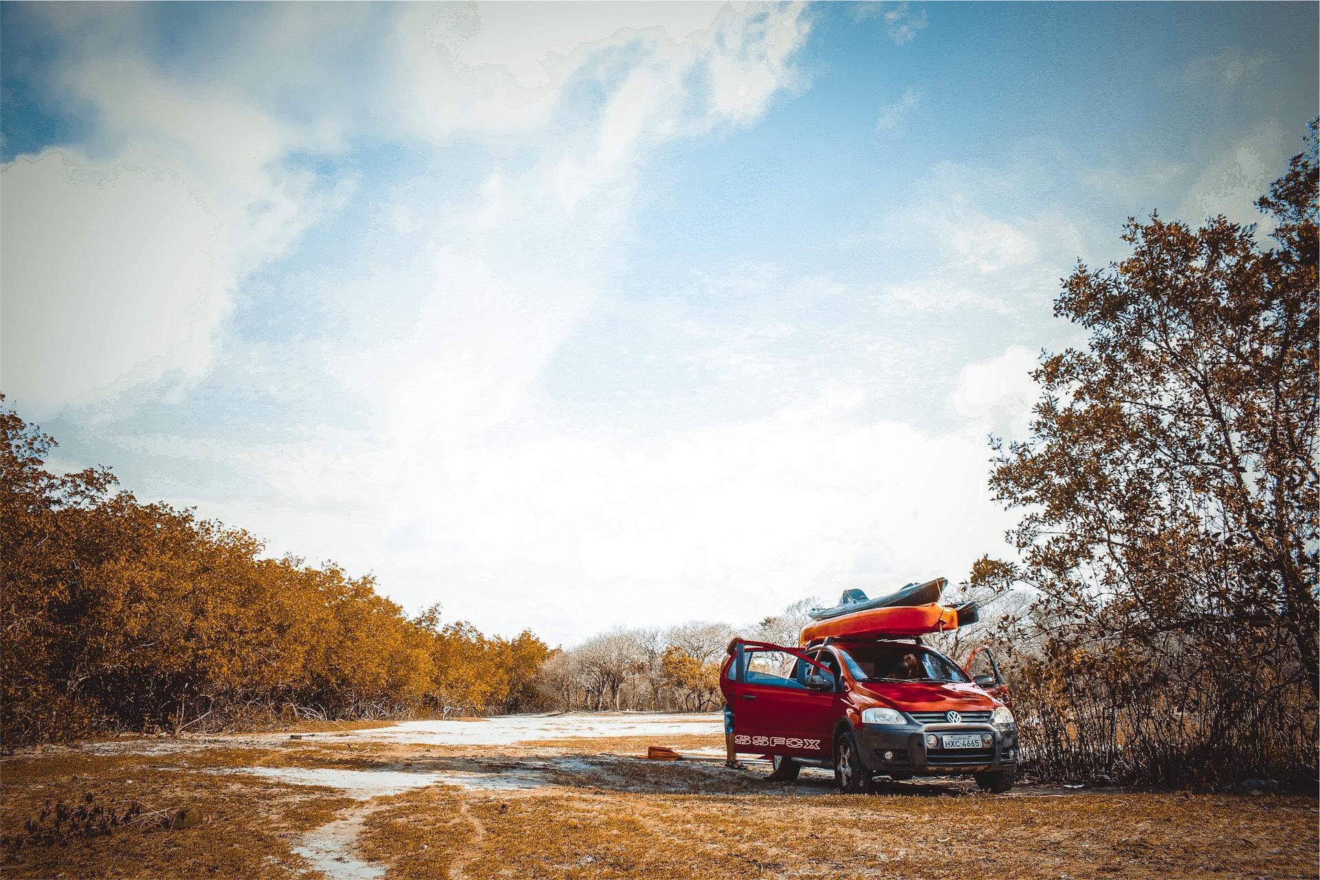 coche, deporte, aventura, acción, otoño - Fondos de Pantalla HD - professor-falken.com