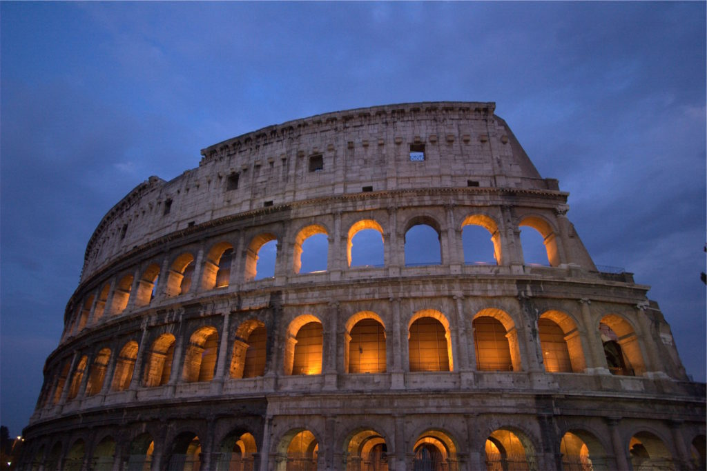 coliseo, romano, roma, imperio, italia, 1609292028