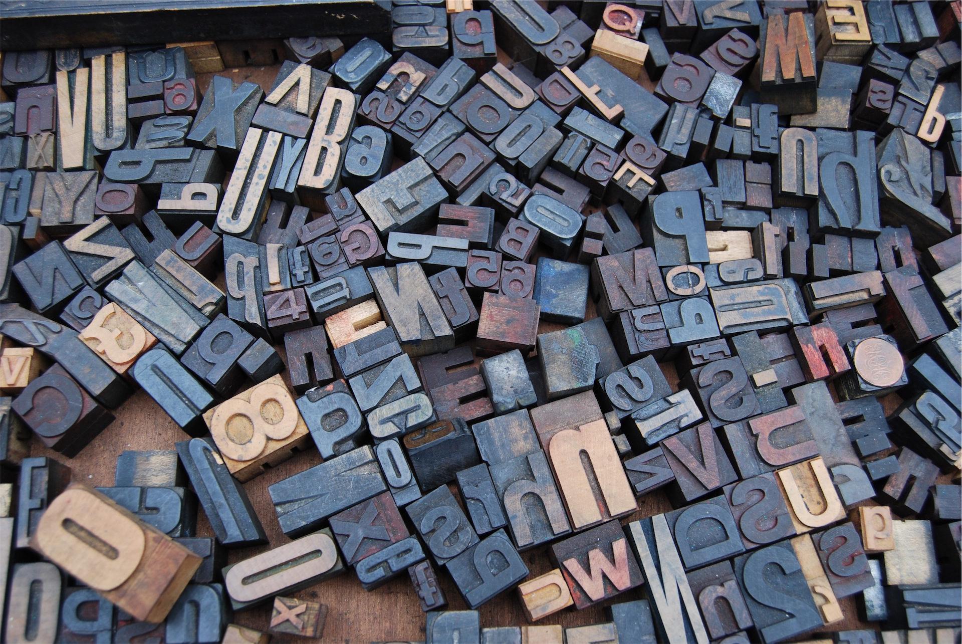 paroles, bois, symboles, alphabet, blocs - Fonds d'écran HD - Professor-falken.com
