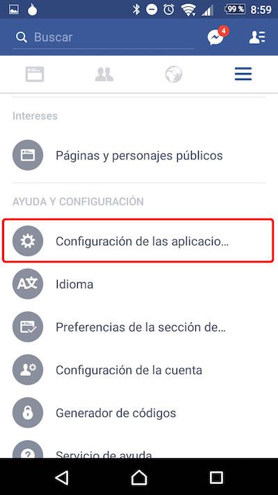 Como desativar a reprodução automática de vídeos no seu Android Facebook app - Imagem 2 - Professor-falken.com