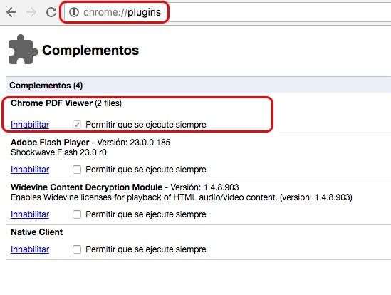 Cómo deshabilitar el visor de PDFs que Google Chrome trae por defecto - Image 1 - professor-falken.com