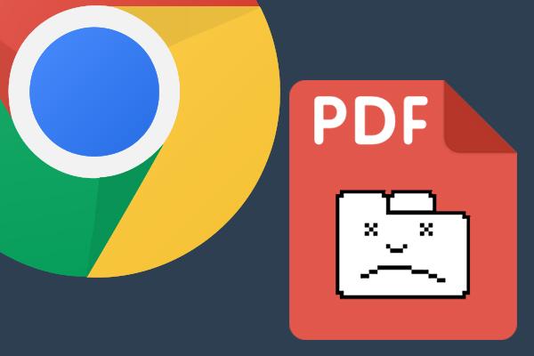Comment faire pour désactiver l'affichage des documents PDF qui par défaut Google Chrome - Professor-falken.com