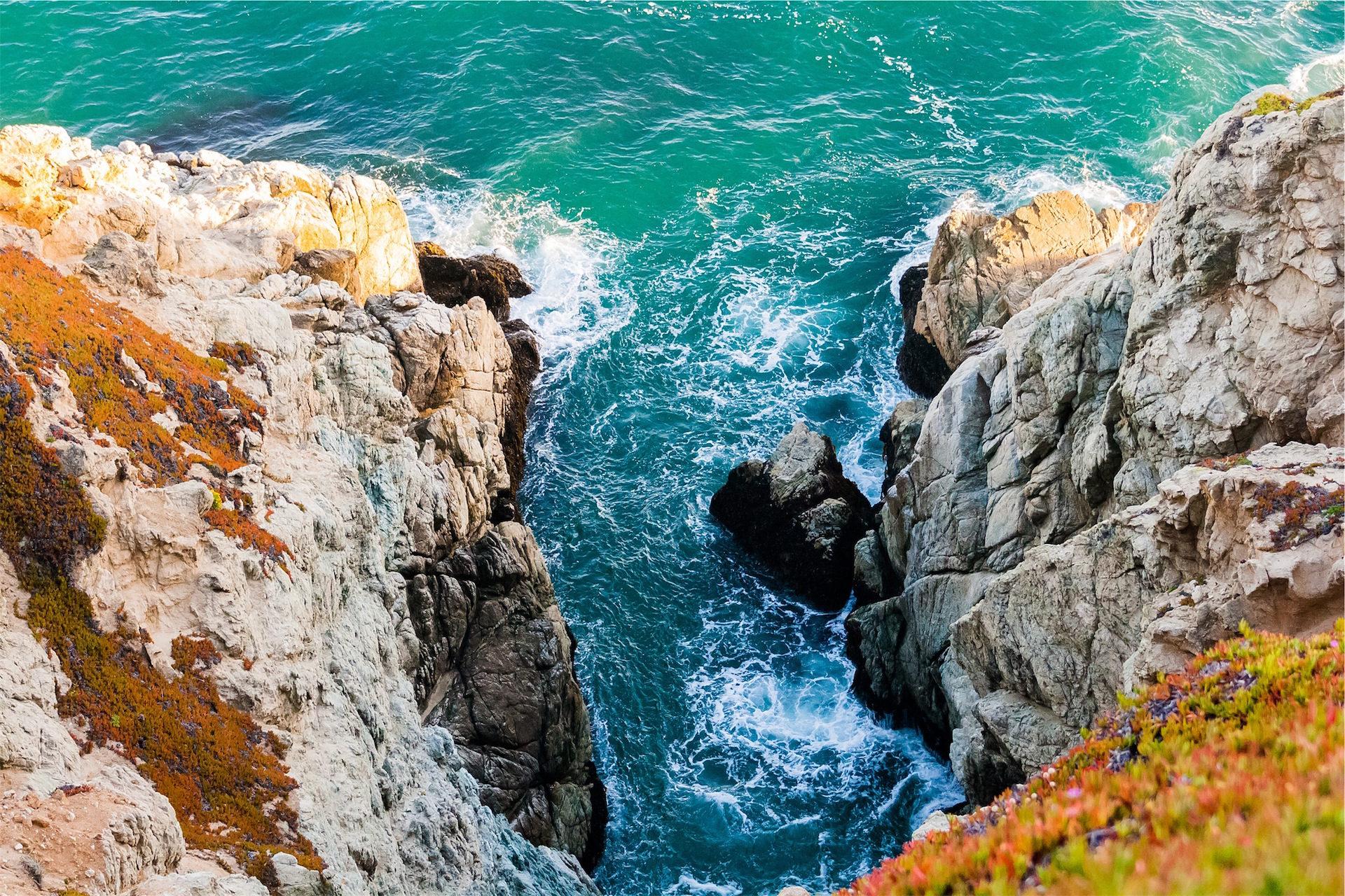 崖, 海, ロカス, 水, peligro - HD の壁紙 - 教授-falken.com