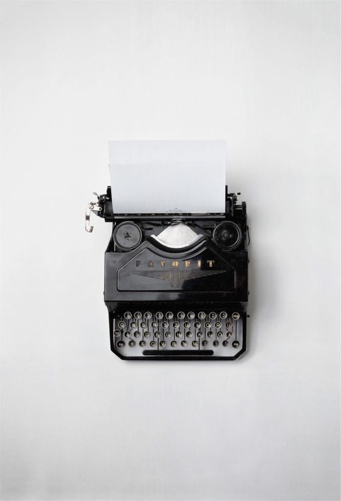 máquina, escribir, minimalista, antigua, vintage, 1610221307