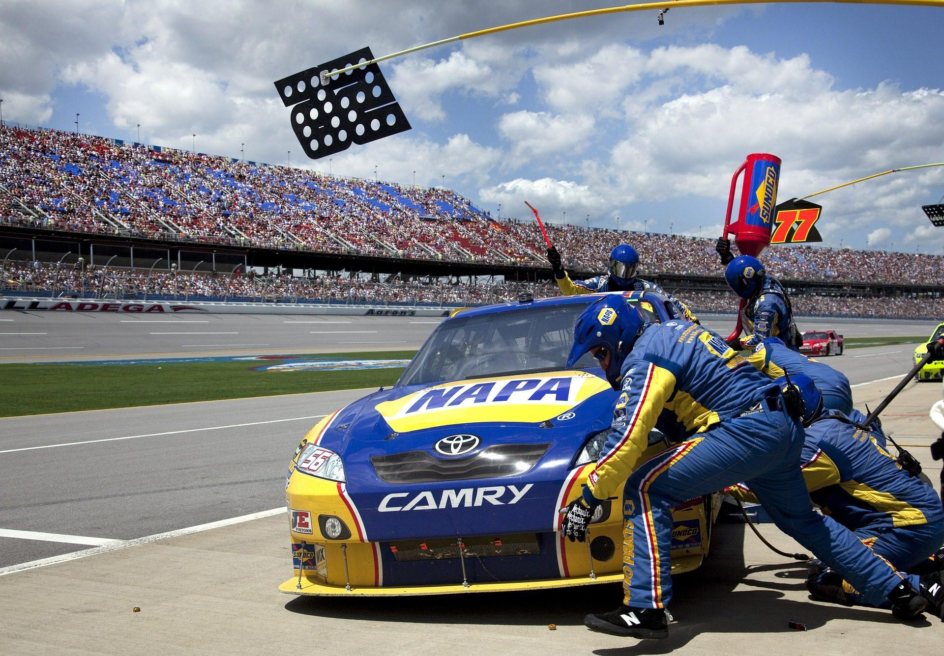 NASCAR, कैरियर, कारें, ईंधन भराई, टीम - HD वॉलपेपर - प्रोफेसर-falken.com