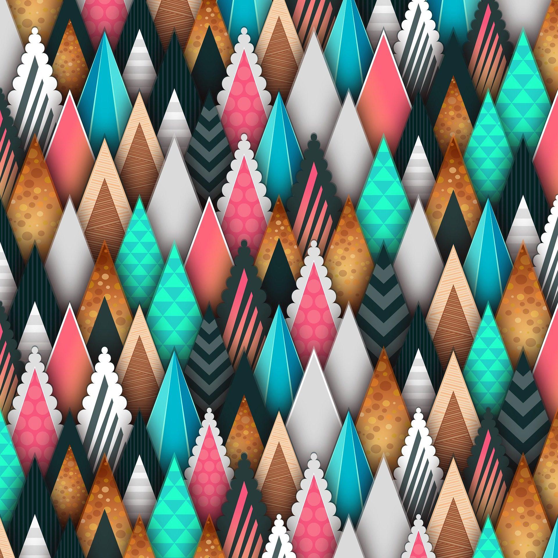 Πίτσα, Λόγχες, βέλη, πολύχρωμο, σπάνια - Wallpapers HD - Professor-falken.com