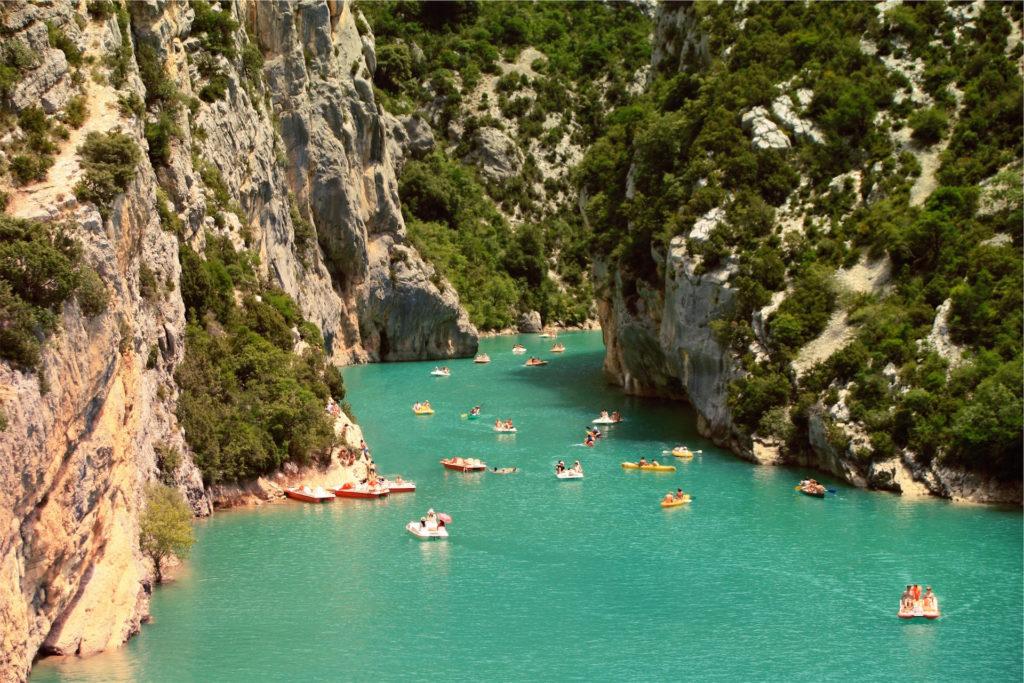 playa, botes, canoas, gente, diversión, 1610012044