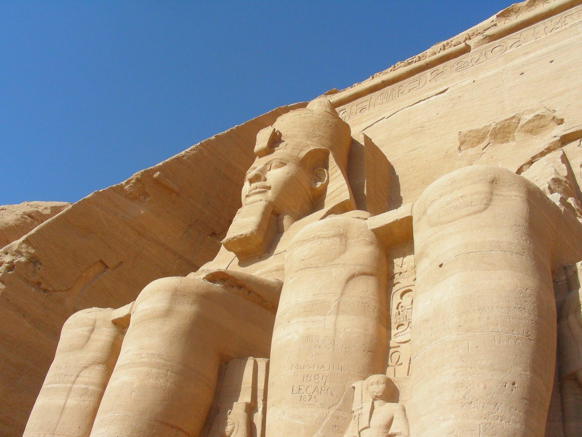 Abu Simbel, Near Aswan, Egypt  № 2245523 без смс